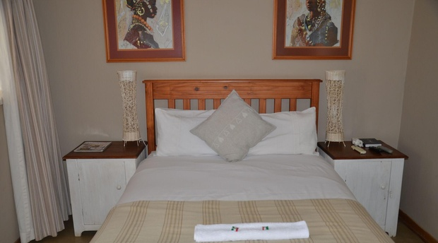 Double Room, Stoep Cafe Guesthouse